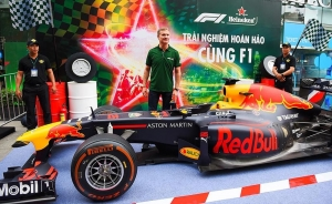 TP  Hà Nội công bố đăng cai tổ chức Giải đua xe Công thức 1 (Formula One)
