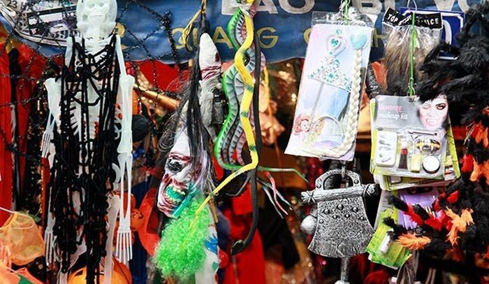 Những điểm bán đồ hóa trang Halloween tại Hà Nội cực độc