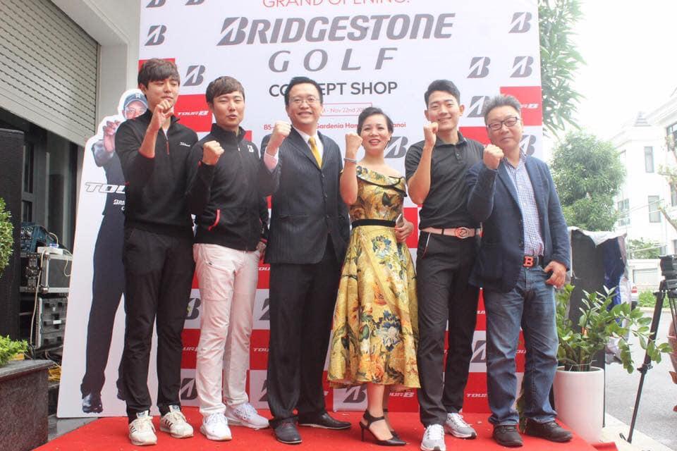 Khai trương Bridgestone Golf Concept Shop đầu tiên tại Việt Nam
