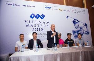 Cuộc tranh tài đầy gay cấn  của FLC Vietnam Masters 2018 sắp diễn ra