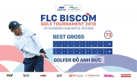 FLC Biscom Golf Tournament 2018 – Giải đấu của những con số kỷ lục