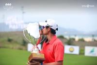 Nhà vô địch FLC Vietnam Masters 2018 Annop Tangkamolprasert lập kỷ lục với điểm số xuất sắc