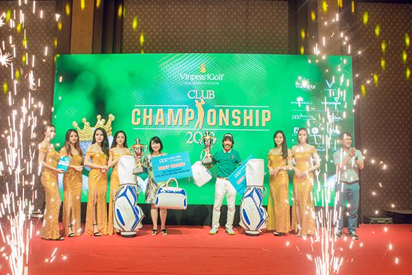 Lộ diện nhà vô địch giải Vinpearl Golf Nha Trang Club Championship 2018