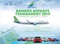 Tưng bừng khai gậy đầu xuân với Bamboo Airways Tournament 2019