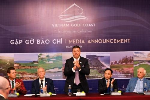 Thành lập liên minh Vietnam Golf Coast: Nơi hội tụ những sân golf xuất sắc nhất khu vực Duyên hải Trung  bộ Việt Nam
