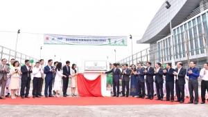 Ra mắt Câu lạc bộ đào tạo bóng đá trẻ Bamboo Airways Thái Bình