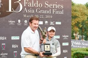 VCK Faldo Series châu Á 2019: Chang Hsin-chiao lấy đi ánh hào quang của Chen Ting-yu trong trận play-off kịch tính