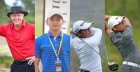 Đại sứ Du lịch Việt Nam Greg Norman giao lưu với các golfers trẻ tại sân KN Cam Ranh Links