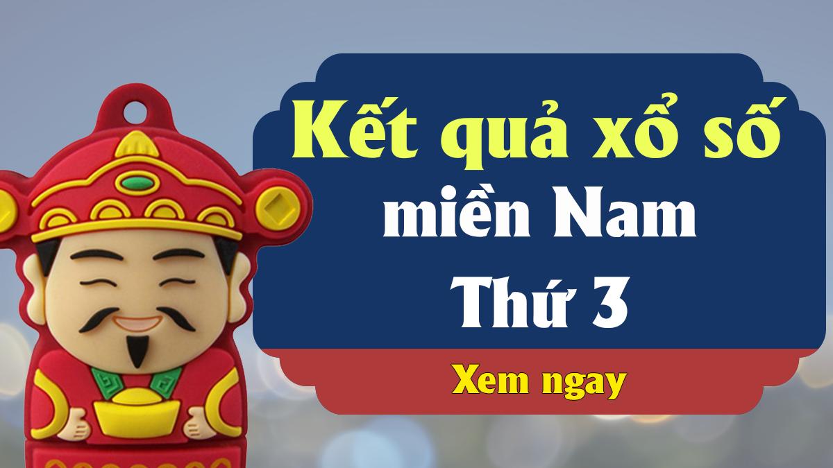 XSMN 26/3 – KQXSMN 26/3 – Kết quả xổ số miền Nam ngày 26 tháng 3