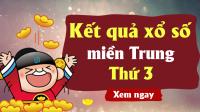 XSMT 26/3 – KQXSMT 26/3 – Kết quả xổ số miền Trung ngày 26 tháng 3