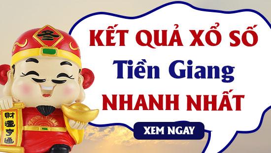XSTG 17/3 – KQXSTG 17/3 - Xổ số Tiền Giang ngày 17 tháng 3 năm 2019