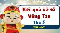 XSVT 26/3 – KQXSVT 26/3 - Xổ số Vũng Tàu hôm nay 26/3/2026 thứ 3