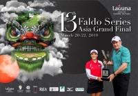 Nhiều thay đổi mới ở VCK Faldo Series châu Á lần thứ 13 tại Laguna Golf Lăng Cô