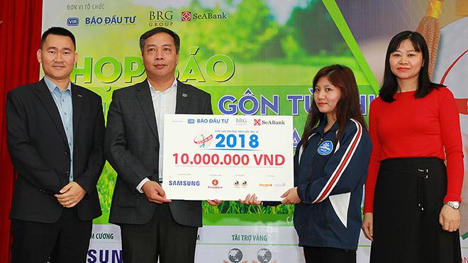 Giải golf Swing for the Kids 2019 Chấp cánh ước mơ Việt Nam