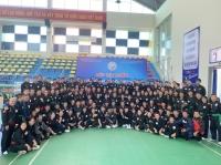 Liên đoàn Võ cổ truyền Việt Nam: Chuẩn bị tốt để đảm bảo nhiệm vụ phát triển