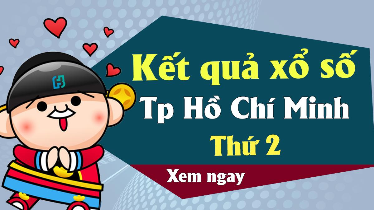 XSHCM 4/3 – KQXSTP 4/3 - Xổ số Hồ Chí Minh hôm nay 4/3/2019 thứ 2