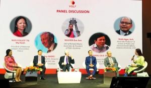 Võ thuật góp mặt trong công cuộc xây dựng thương hiệu Việt Nam trên toàn cầu