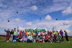 Giải golf hữu nghị tại Nga chuẩn bị khởi tranh
