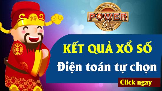 VIETLOTT POWER 6/55 - Xổ số POWER 6/55 - KQ POWER 6/55 ngày 16/4/2019