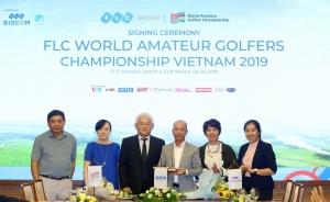 Tập đoàn FLC chính thức giành quyền đăng cai giải golf danh giá thế giới WAGC
