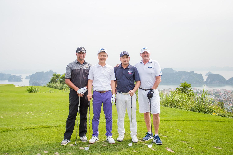 Siêu sao làng golf Michael Campbell muốn đồng hành cùng Tập đoàn FLC nâng tầm golf Việt