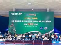 Lễ phát động và tập huấn chuyên môn giải Bóng rổ học sinh Tiểu học Hà Nội lần thứ XIII cúp Milo 2019