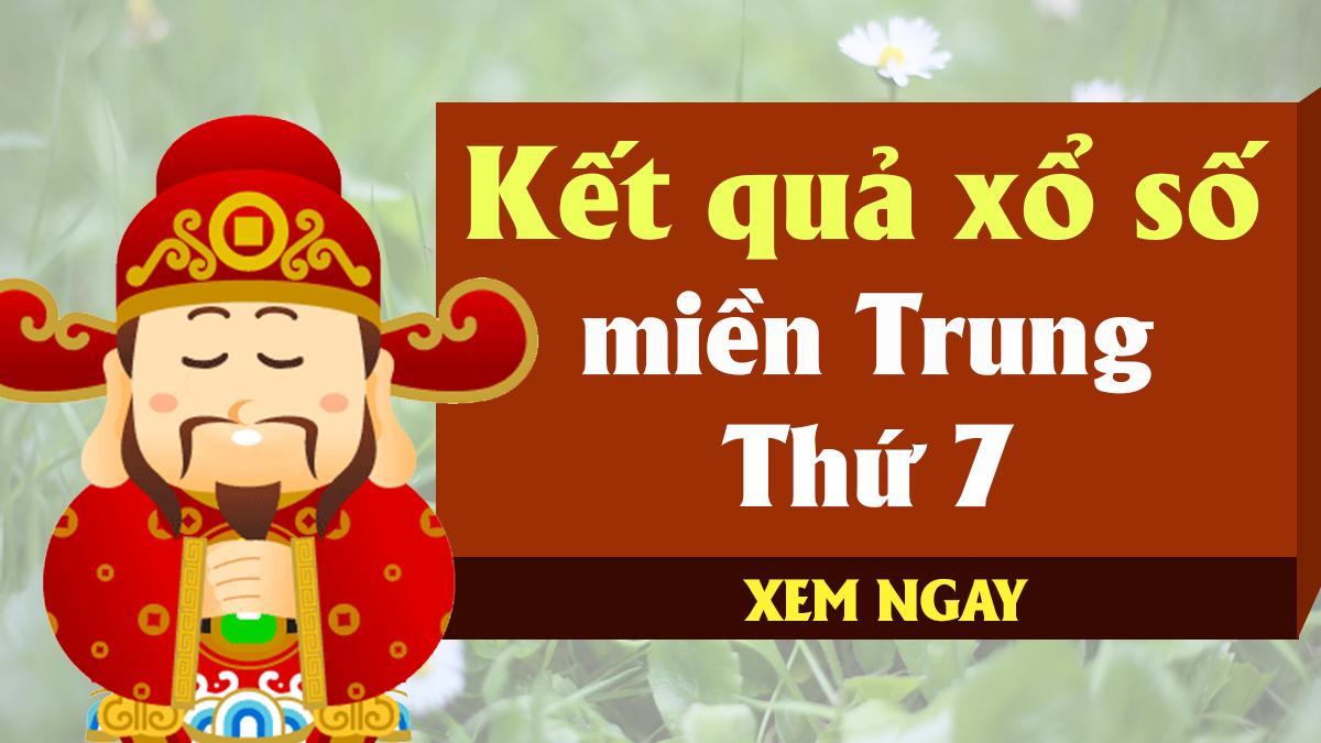 XSMT 18/5 – KQXSMT 18/5 – Kết quả xổ số miền Trung ngày 18 tháng 5
