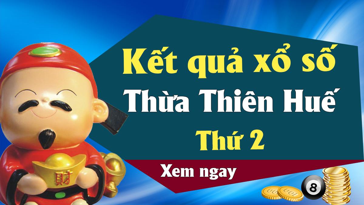 XSHUE 13/5 – KQXSTTH 13/5 - Xổ số Thừa Thiên Huế ngày 13 tháng 5 năm 2019