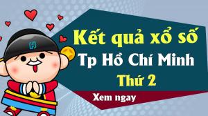 XSHCM 20/5 – KQXSTP 20/5 - Xổ số Hồ Chí Minh ngày 20 tháng 5 năm 2019