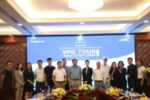 Ra mắt hệ thống Giải golf Chuyên nghiệp 2019 mang tên là 'VPG Tour Race to Quy Nhon'