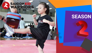 Saigon Kid Warrior mùa 2 chính thức trở lại: Độc đáo và mới lạ hơn