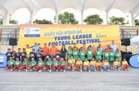 SHB và Manchester City tiếp tục hành trình nuôi dưỡng ước mơ cho trẻ em Việt Nam