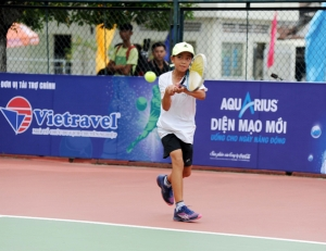 Khởi tranh giải quần vợt VTF Junior Tour 2 – 2019