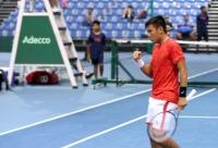 Việt Nam toàn thắng Sri Lanka ở trận mở màn Davis Cup Nhóm III