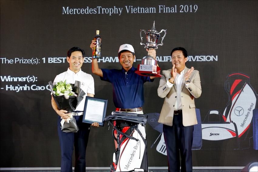Xác định được 7 golfers đại diện Việt Nam dự Chung kết MercedesTrophy Châu Á tại Úc