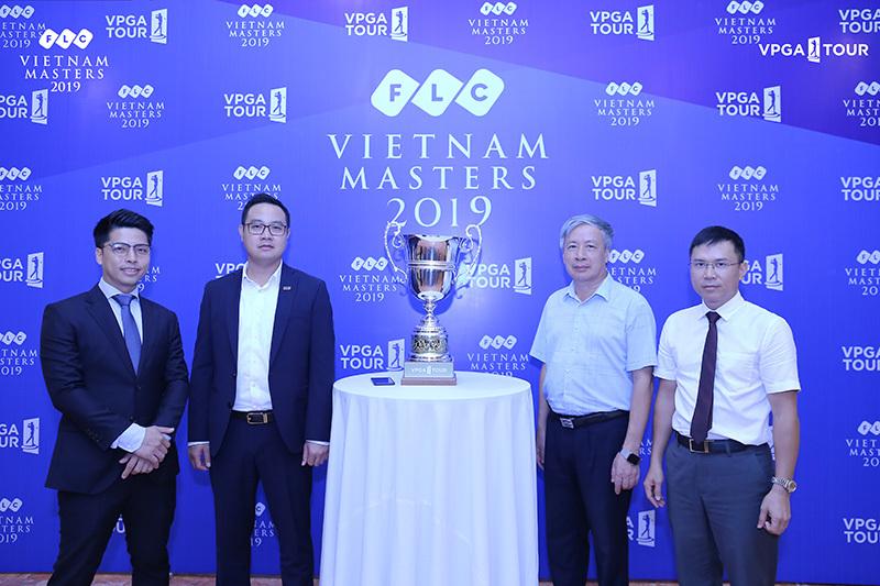 FLC Vietnam Masters mùa thứ 3 năm 2019 chuẩn bị khởi tranh