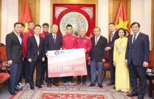 Chủ tịch VFF khẳng định HLV Park Hang Seo sẽ được đãi ngộ tốt hơn