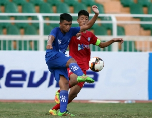 SHB Đà Nẵng và Viettel giành chiến thắng ở giải U15 quốc gia 2019