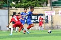 Giải bóng đá Thiếu niên toàn quốc - Cúp Kun siêu phàm 2019: Xứ Nghệ giữ nguyên quân số vào tứ kết