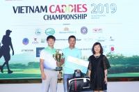 Nguyễn Đức Nhân lên ngôi tại Vietnam Caddies Championship 2019 khu vực miền Bắc