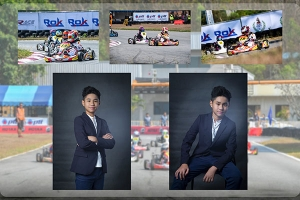 Vietnam Grand Prix tài trợ cho tay đua nhí Phạm Hoàng Nam dự hai giải đua Go-Kart tại Thái Lan