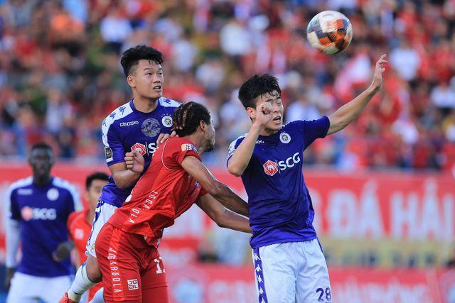 Thắng Hải Phòng, Hà Nội FC lấy ngôi đầu của CLB TPHCM