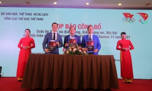 Công bố Cuộc thi sáng tác Biểu trưng, Biểu tượng vui, Bài hát, Khẩu hiệu SEA Games 31 Việt Nam 2021