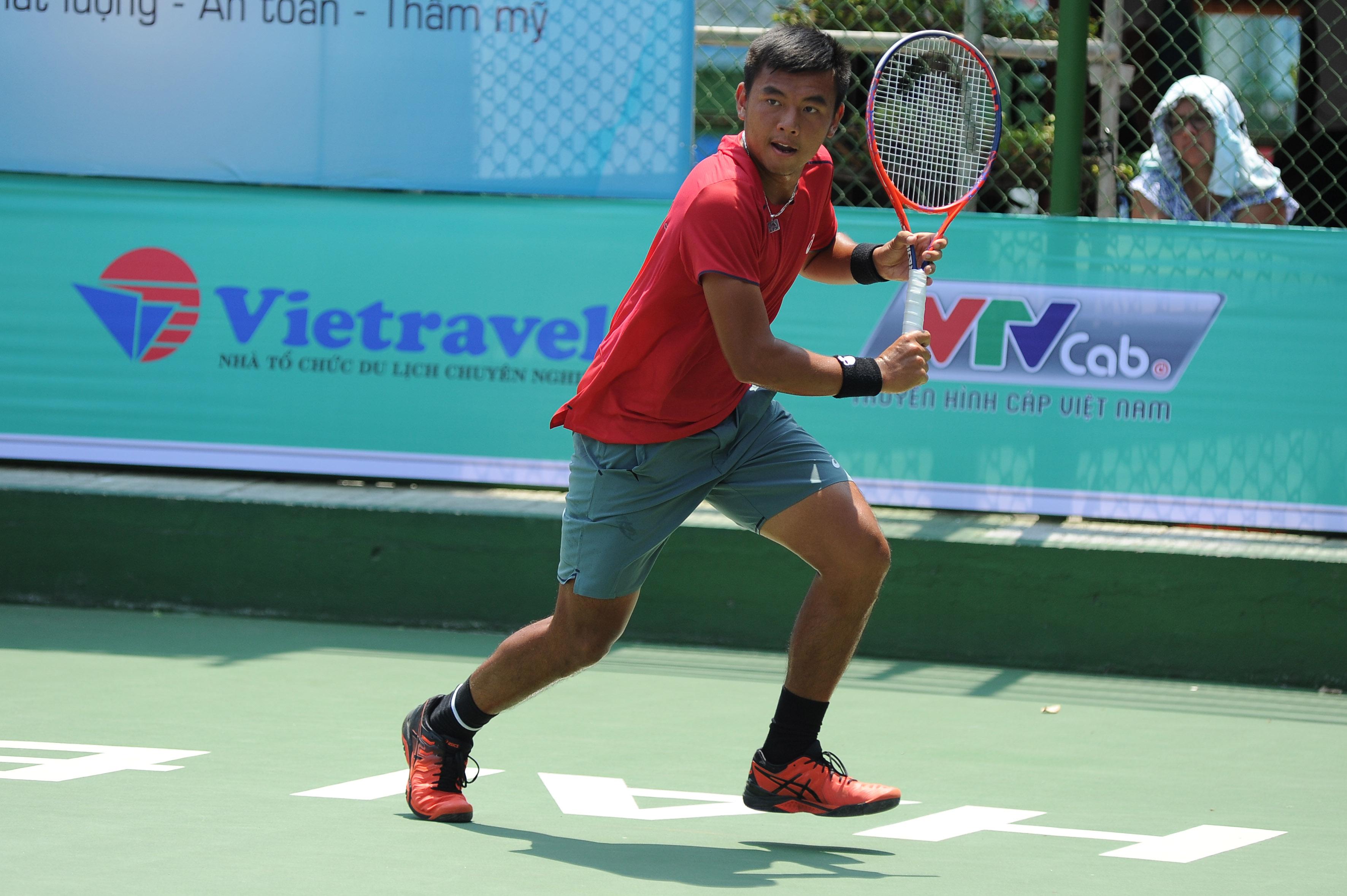 Chuẩn bị khởi tranh giải Quần vợt Chuyên nghiệp Việt Nam - cúp Lạch Tray 2019