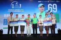 Đánh 69 gậy, golfer Lê Công Dũng lên ngôi vô địch Bamboo Airways 18/8 Golf Tournament 2019