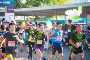 Hơn 5000 VĐV sẽ tham dự giải chạy VPBank Hanoi Marathon - Heritage Race 2019