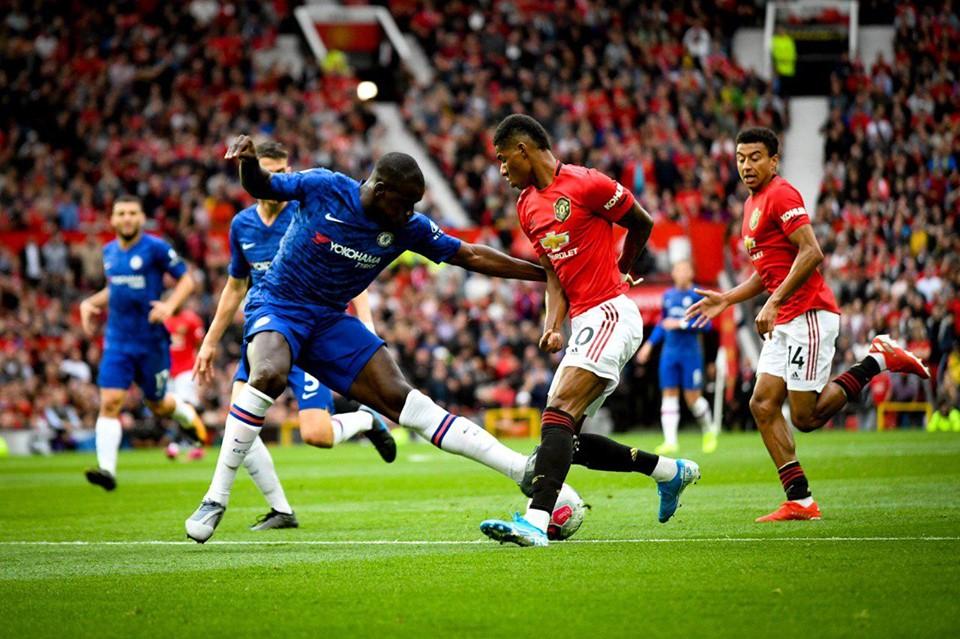 M.U thắng đậm nhất trước Chelsea sau hơn nửa thế kỷ