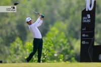 Vòng 2, giải golf Lexus Challenge 2019: 5 golfers đánh âm gậy