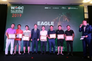 Cơn mưa Eagle trút xuống vòng loại phía Bắc FLC WAGC Vietnam 2019