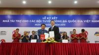 ĐT Việt Nam có thêm nhà tài trợ khủng trước trận đấu Vòng loai World Cup 2022 với Malaysia